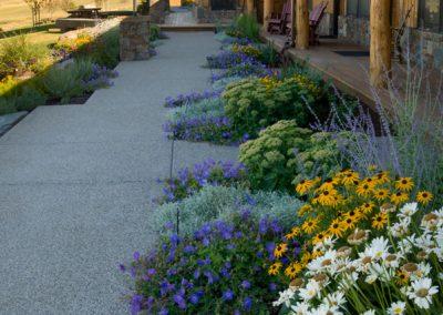 Perennial Garden Planting - Bozeman, Montana