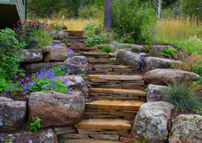 Montana Moss Rock and Flagstone