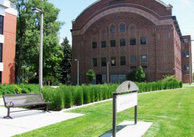 Commercial Landscaping - Montana State University, Bozeman