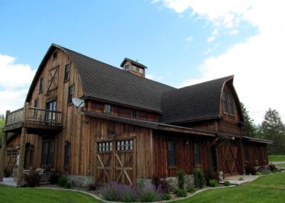 Ranch Landscaping - Bozeman, Montana
