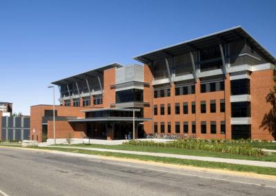Landscaping Contractor - Montana State University, Bozeman