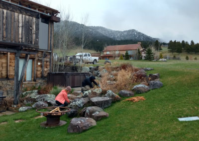 Spring Garden Clean Up - Bozeman, Montana