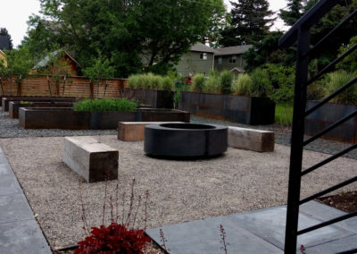 Sustainable Landscaping Design - Bozeman, Montana