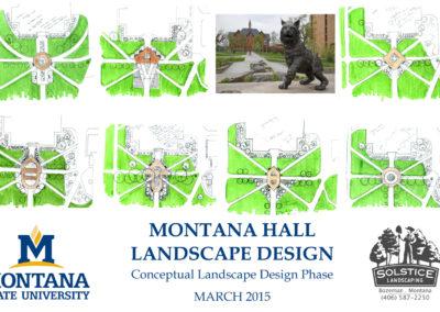 Landscaping Design - Bozeman, Montana