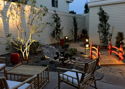 Landscape Lighting Design - Bozeman, Montana