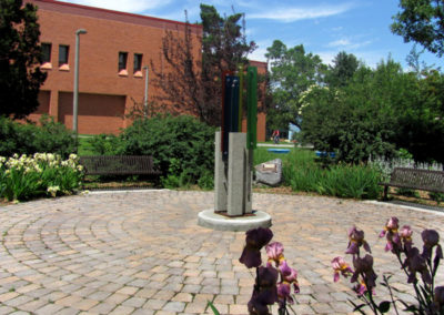 Paver Patio Design - Montana State University, Bozeman