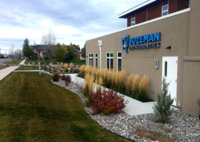 Bozeman Commercial Landscaping