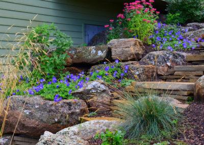 Perennial Garden Planting - Bozeman, MontanaMon