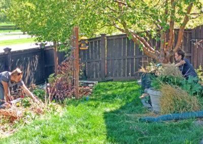 Garden Service - Bozeman, Montana