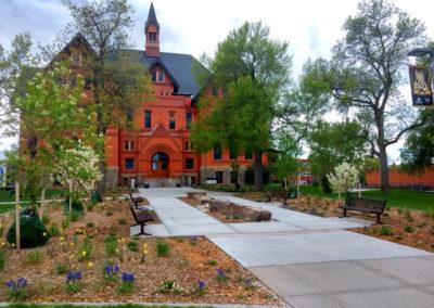 Montana Hall Landscape Design - Bozeman