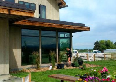 Garden Maintenance - Bozeman, Montana