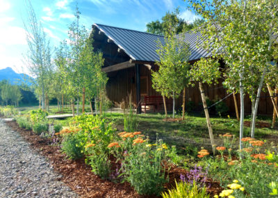 Perennial Gardens and Native Landsaping - Bozeman, Montana