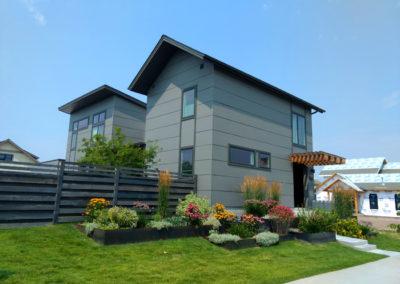 Modern Garden Design - Bozeman, Montana