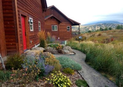 Xeriscape Design- Bozeman, Montana