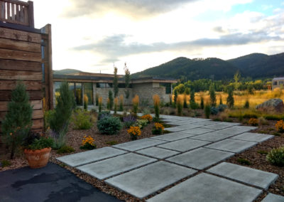 Drought Tolerant Landscaping - Bozeman, Montana