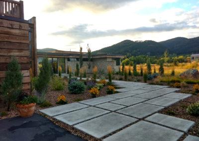 Garden Design - Bozeman, Montana