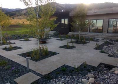 Landscape Design - Bozeman, Montana
