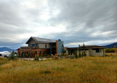 Native Reclaimation Landscaping - Bozeman, Montana