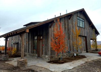 Rustic Landscaping - Bozeman, Montana