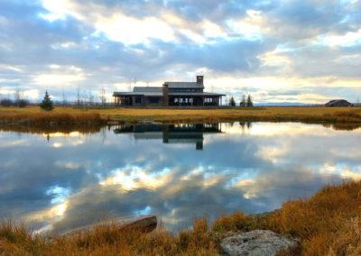 Fishing Boulders - Montana Native Reclaimation